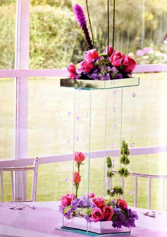 Arreglo-rosas-lila-hortensias-azules-blancas