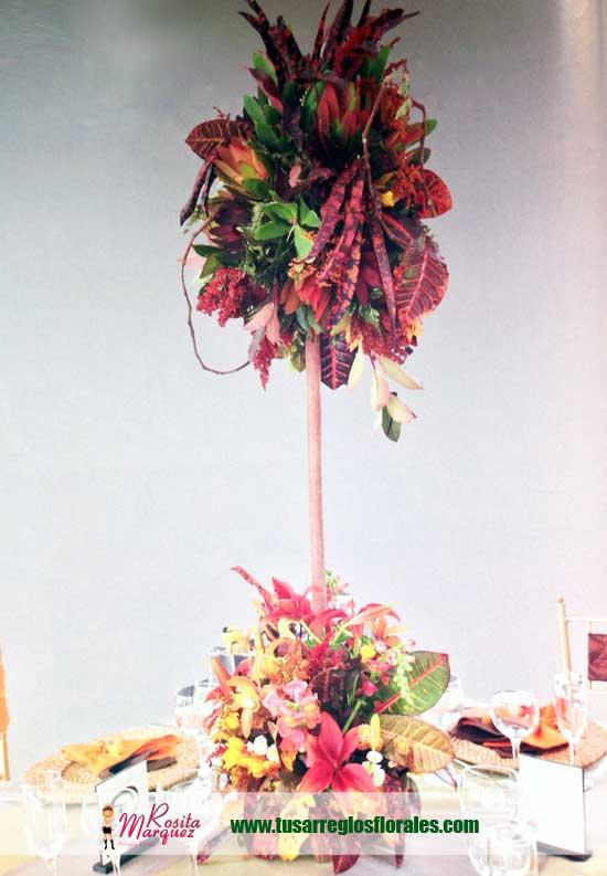 centro-de-mesa-exotico-plantas