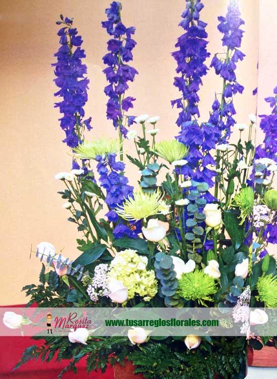 flores-azules-matrimonio