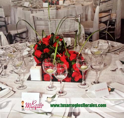 rosas-centrosDe-mesa-para-Bodas