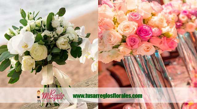 Arreglos Florales Con Orquideas
