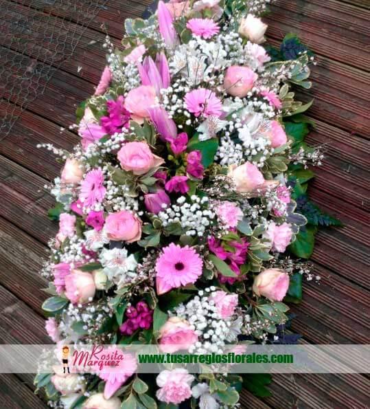 Ideas Top Arreglos Florales Para Difuntos Coronas Funerales