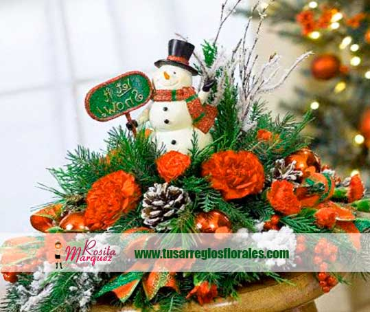 arreglos-florales-corona-navidenas