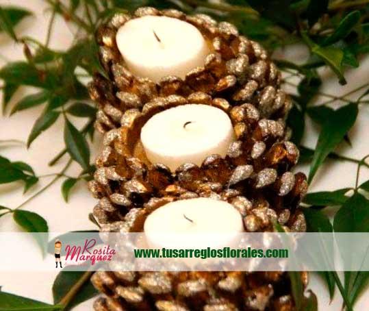 decoracion-navidena-con-pinas